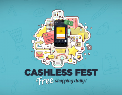 Forget The Cash #CashlessFest