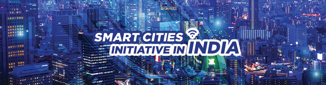 Smart cities initiative explained by MobiKwik