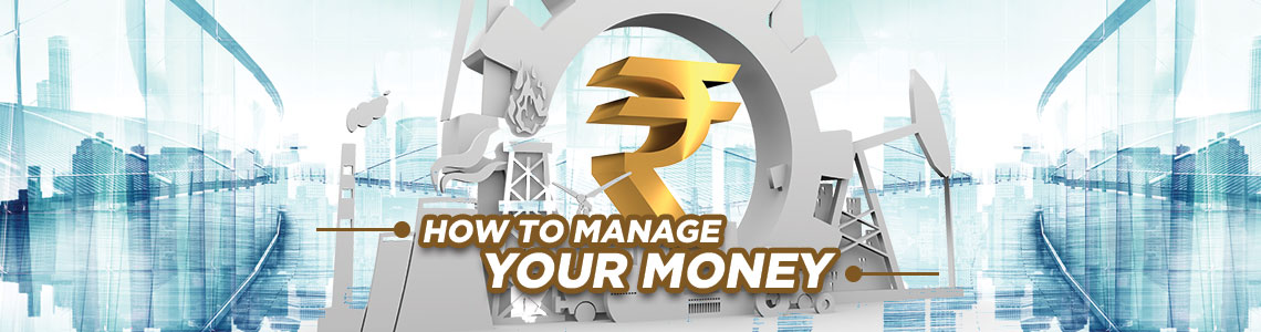How to manage your money. MobiKwik is the solution